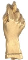 gest facut cu degetele impotriva deochiului