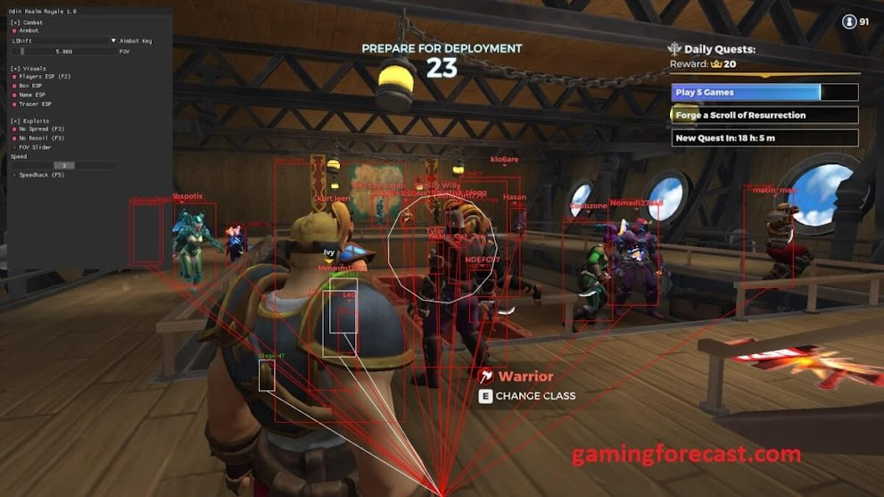 Realm Royale Hacks Free, ESP, Aimbot, Exploits 2021