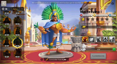 moctezuma I rise of kingdoms talent tree build
