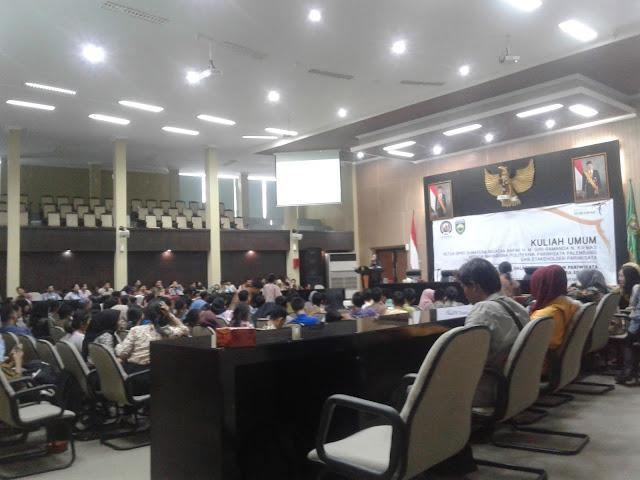 Poltekpar Palembang Penuhi SDM Kepariwisataan Sumsel
