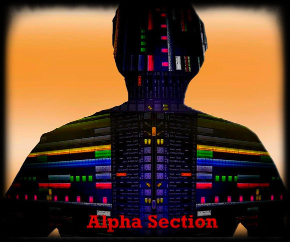 * Alpha Section *