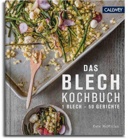 Gartenblog Topfgartenwelt Buchvorstellung Blech-Kochbuch 1 Blech 50 Rezepte: Callwey-Verlag