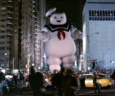 Stay Puft, Going Postal
