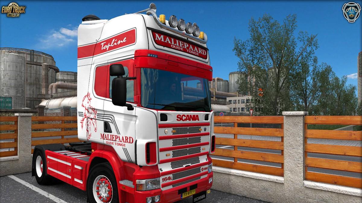 Scania 4 Maliepaard Kit