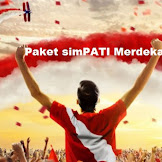 CARA PAKET INTERNET simPATI MERDEKA 8GB - 17GB / 30 HARI
