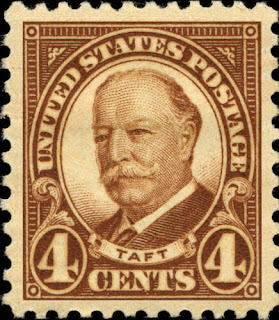 1930 4c President William Howard Taft