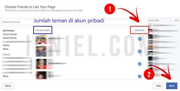 Cara Merubah Profil Facebook Menjadi Halaman Fanspage