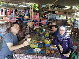 Paket Tour Bunaken Plus Pulau Siladen Cakraloka Tour