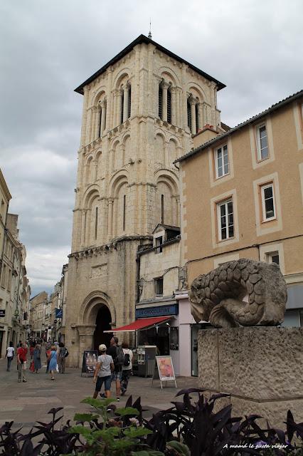 Iglesia de Saint Porchaire