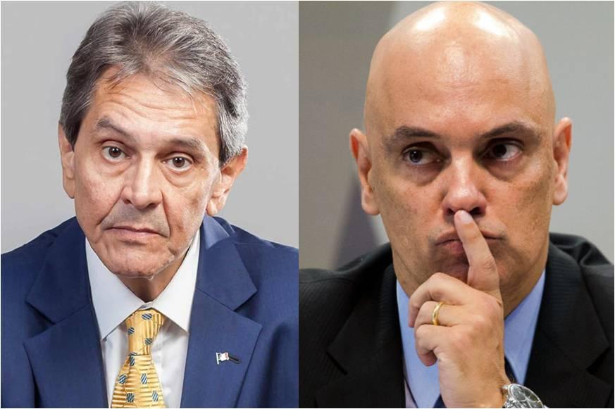 """Roberto Jefferson: """"Moraes tem que entender que comigo o buraco é mais embaixo"""""""