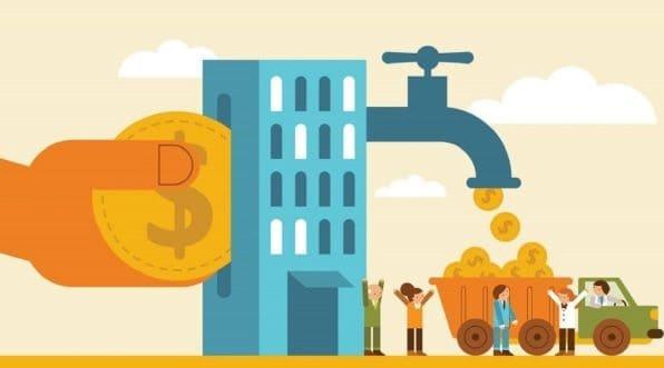 الفرق بين العائد المالي والعائد الاقتصادي