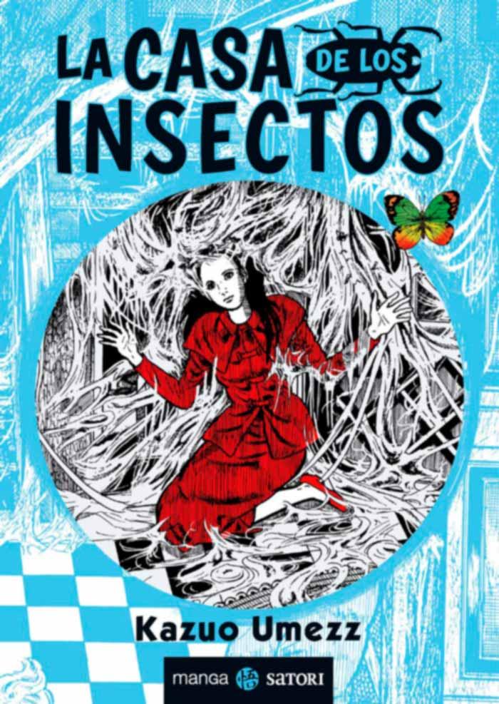 La casa de los insectos - Kazuo Umezz - Satori Ediciones