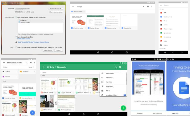 Google Drive 2.4.382.19.35 (63821935) APK Latest Version Free Download