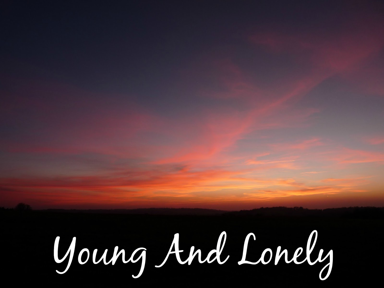 Young And Lonely | #SpeakUp loneliness teenagers social media bloggers lifestyle UK