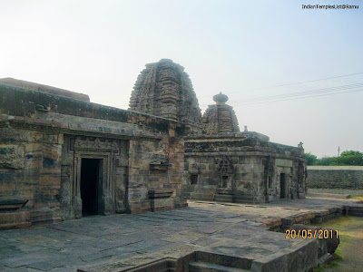 Sri Jogulamba Devi Shaktipeeth Temple - Alampur