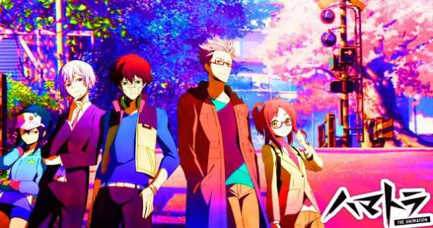 Anime Mystery Terbaik - Hamatora: The Animation