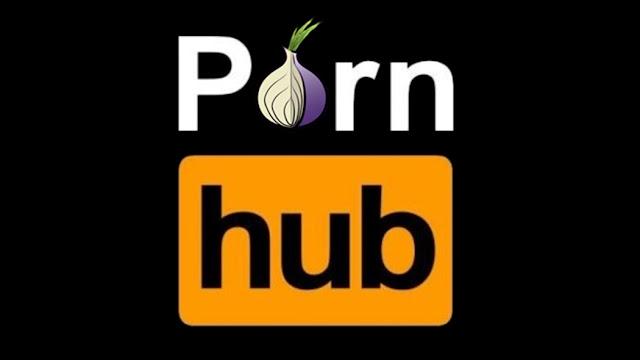 "Pornhub disponível também na ""Dark Web"""