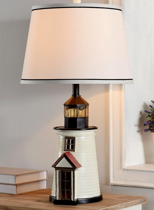 Novelty Lighthouse Table Lamps
