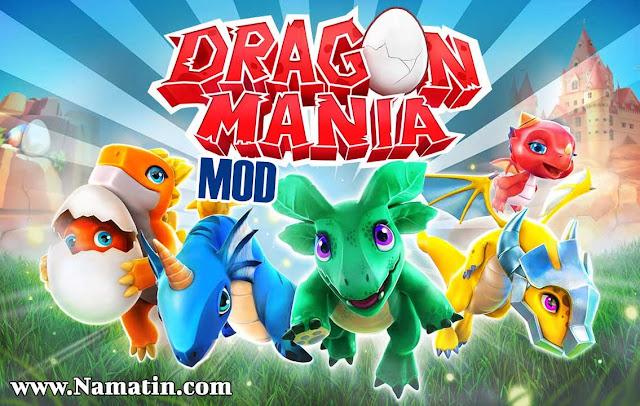 mod dragon mania