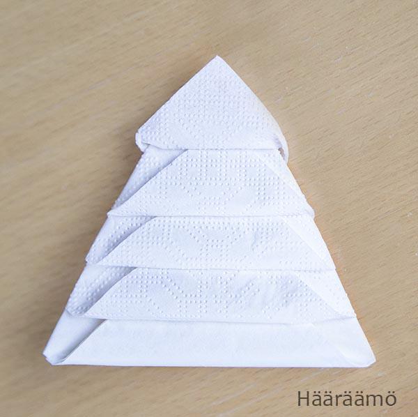 Valkoinen lautasliinakuusi
