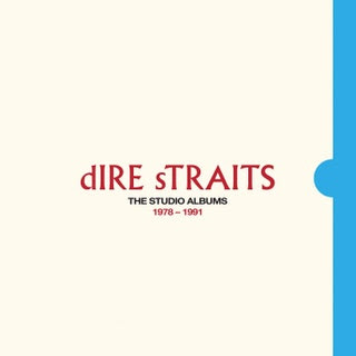 Dire Straits - The Studio Albums 1978-1991,Dire Straits, Communiqué,Making Movies, Love Over Gold,Brothers in Arms and On Every Street Music Album Reviews
