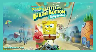 Spesifikasi PC untuk SpongeBob SquarePants: Battle for Bikini Bottom