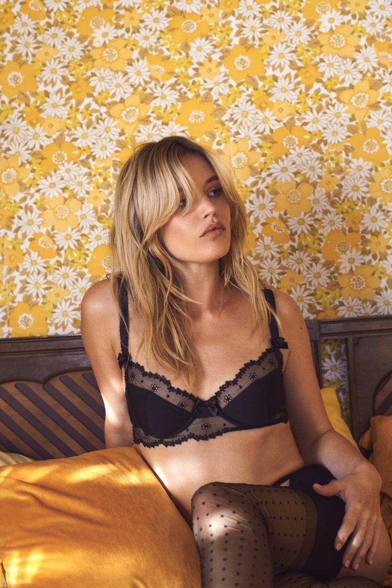 For Love & Lemons x Victoria's Secret Spring 2020 Campaign