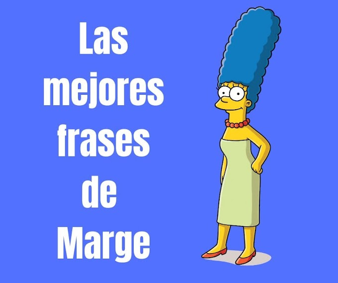 Las mejores Frases de Marge Simpson