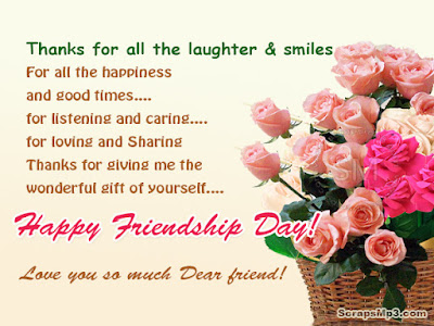 Happy Friendship Day Wishes Quotes with Images