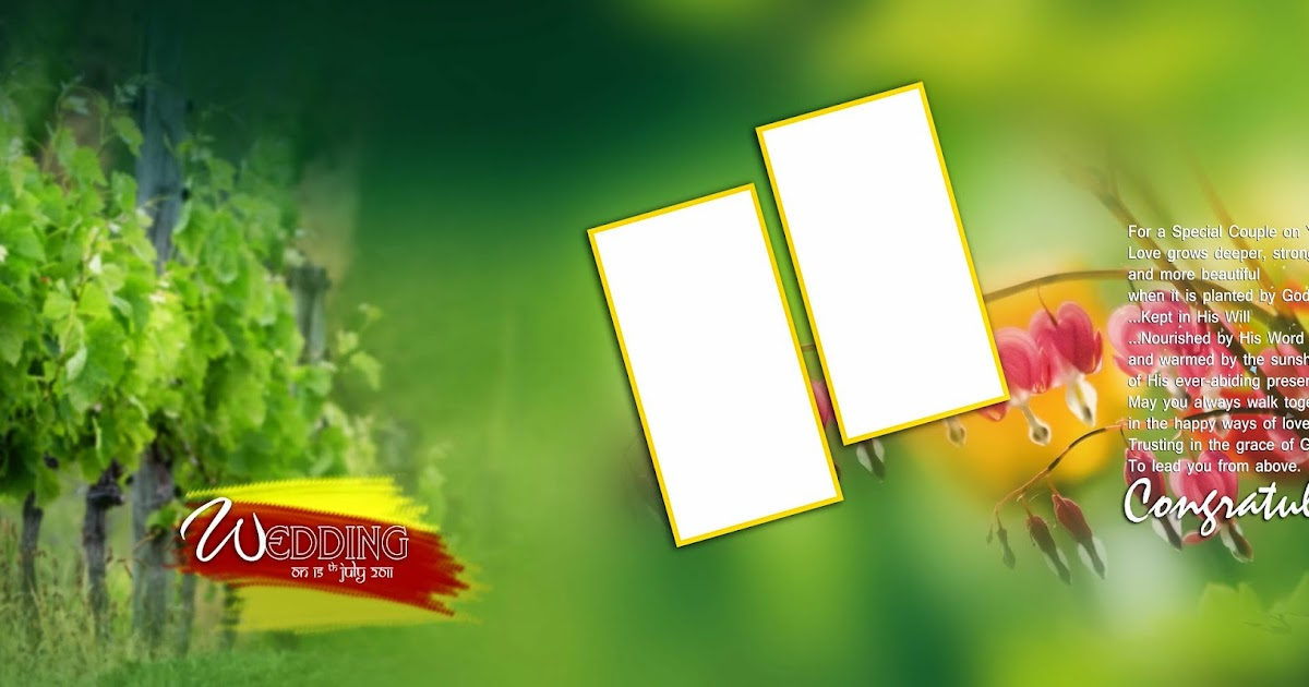 12x36 Album Psd File Free Downloads Naveengfx