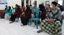 KKN-IK IAIN Kudus Desa Loram Kulon 2 Sukses Gelar Seminar Sex Education