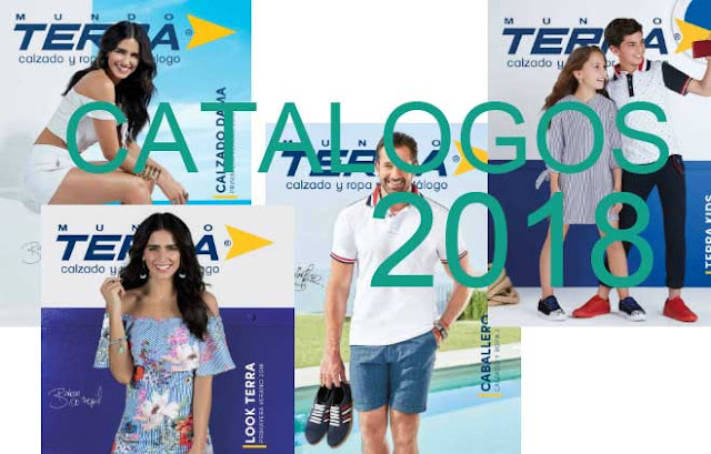 Catalogos Mundo Terra 2018 shoes Ofertas Otoño invierno