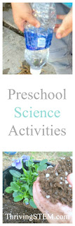 A large variety of science activities for preschoolers. You are sure to find something your child loves on this list!