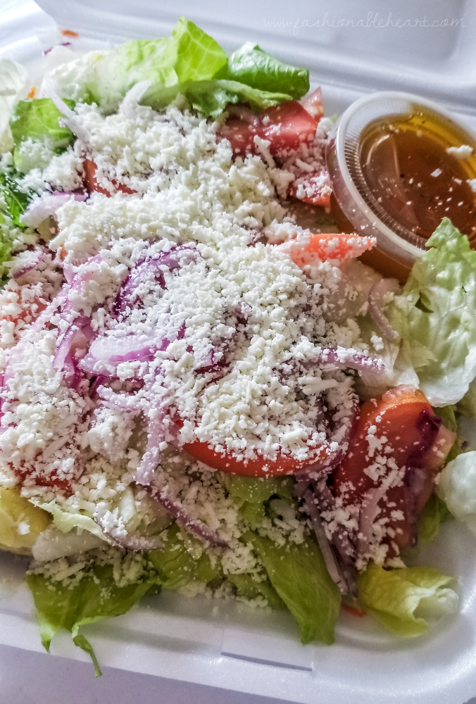 bbloggers, lbloggers, lifestyle blog, southern blogger, canadian blogger, ontario blogger, st. catharines, ontario, discover ontario, explore ontario. traveling during covid19, short trip, small vacation, joe feta's greek village, greek food, greek salad, extra feta cheese. cheese lovers
