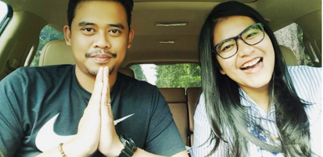 HOT NEWS! Selamat, Putri Jokowi Dilamar Anak Medan