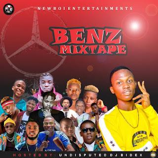 [MIXTAPE] DJ BIDEX -- BENZ MIXTAPE