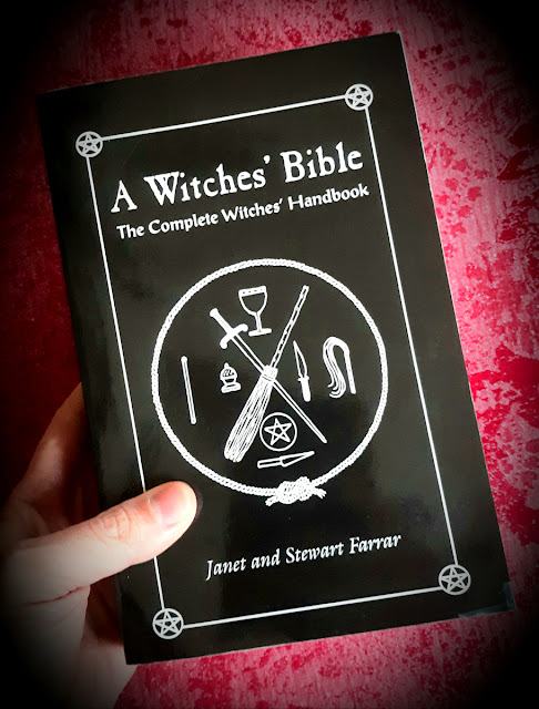 A Witches' Bible. The Complete Witches' Handbook. by Janet Farrar and Stewart Farrar