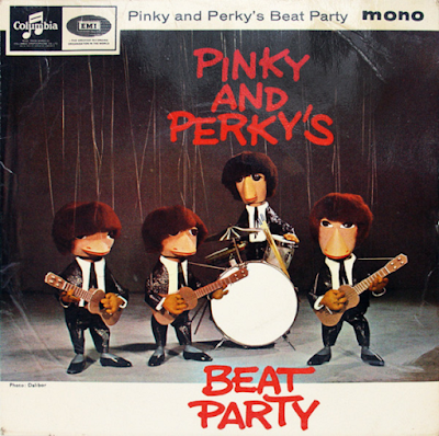 Pinky And Perky's Beat Party (Columbia, 1965)