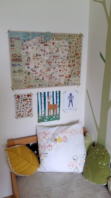 ozdobne poduszki na wielkanoc