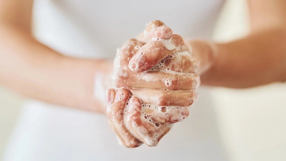The Hand-Washing Technique That Keeps You Healthy