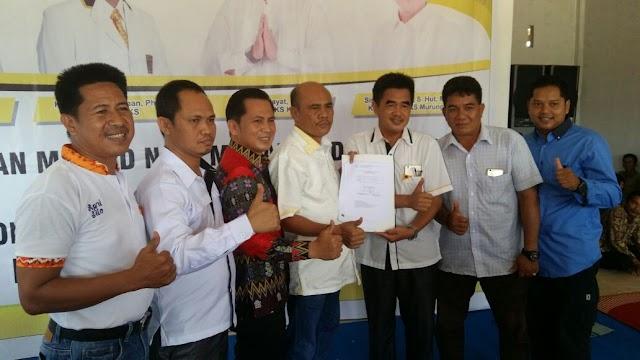 """DPD PKS Murung Raya Resmi Mengusung """"AS"""""""
