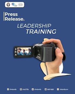 Press Release : Leadership Training 2019
