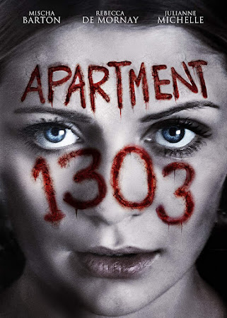 Poster Of Apartment 1303 3D In Dual Audio Hindi English 300MB Compressed Small Size Pc Movie Free Download Only At worldfree4u.com