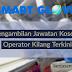 Pengambilan Jawatan Operator Kilang Smart Glove Sdn Bhd