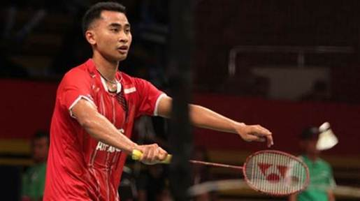 Tunggal Putra All England 2016