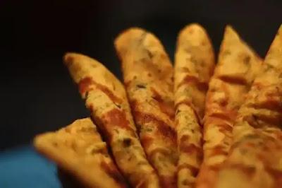 পনির পরাোটা রেসিপি / panir paratha recipe in bengali