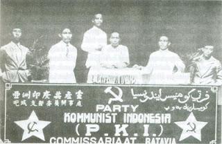 Sejarah Singkat PKI (Partai Komunis Indonesia)