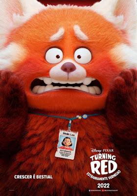Divulgado o Primeiro Teaser de Turning Red, Próxima Grande Aposta da Pixar