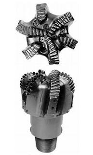 Matrix Body Drill Bit Type PDC