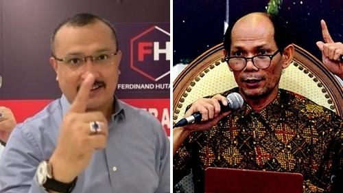 Ichsanuddin Noorsy Sindir Umat Islam Takut Covid, Ferdinand: Menantang Maut